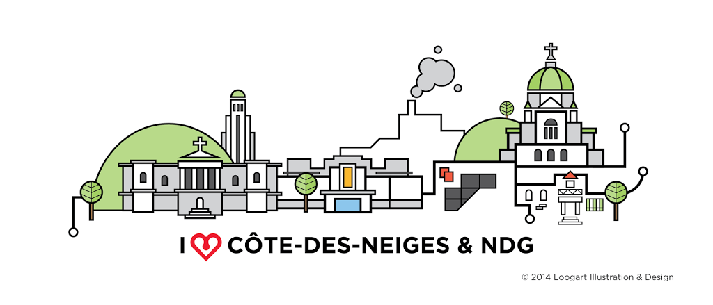 I love Côte-des-Neiges :)