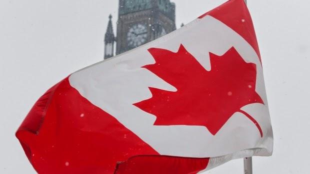 Canada's Maple Leaf flag turns 50
